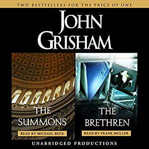 The Summons & The Brethren Audiobook