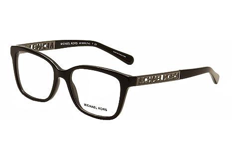 81421e2af8c8 Image Unavailable. Image not available for. Colour: Michael Kors Foz  Eyeglasses MK8008 3005 Black ...