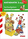 Training Grundschule - Sachaufgaben  3. Klasse