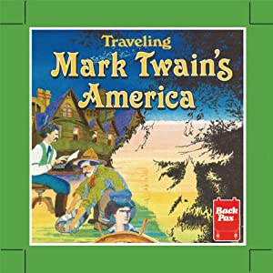 Mark Twain's America Audiobook