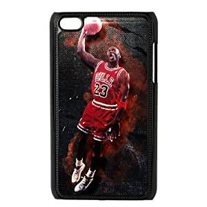 Michael Jordan 23 for Ipod Touch 4 Phone Case 8SS460450