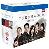 Torchwood - The Collection (Series 1-3) Blu-Ray Region Free Boxset