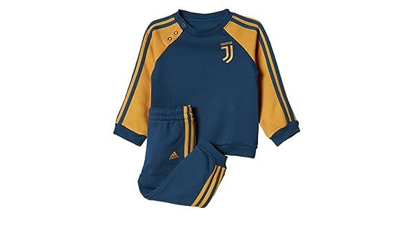 La Juventus de Chándal azul de bebé 2017 2018 Adidas - 12/18 mesi ...