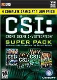 CSI: Super Pack Compilation 4 Games (Fr/Eng software) - Best Reviews Guide