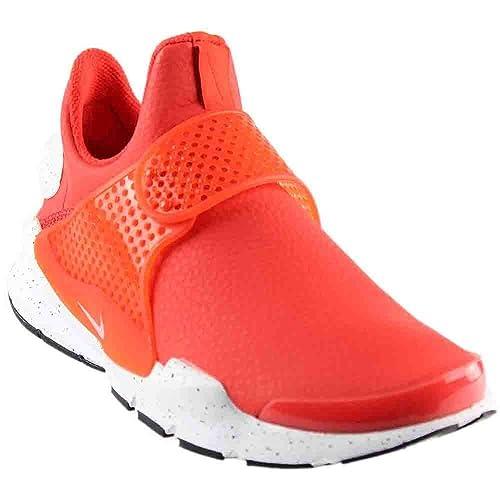 brand new 2413d 743db Nike, Donna, Wmns Sock Dart PRM Max Orange, Pelle, Sneakers ...