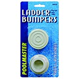 """Poolmaster 36625  2-1/4"""" Diameter Ladder Bumper Cap Set - Inside Plug Fit"""