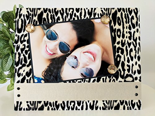 cheetah picture frame - 4