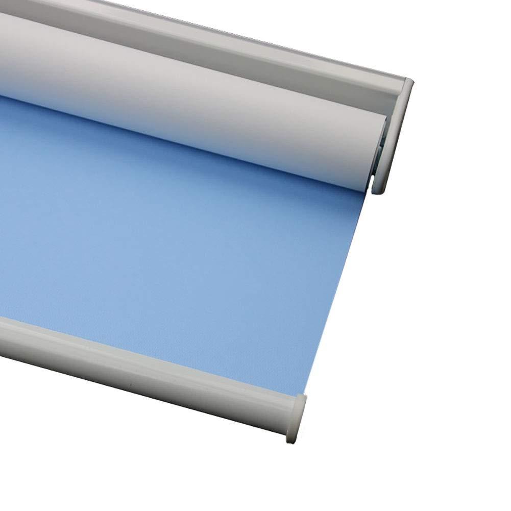 『4年保証』 ベッドレール 窓用ブラインド、遮光、防水セミプライバシーロールアップブラインド (サイズ、ベッドルーム&バルコニー用、ライトブルー ベッドレール (サイズ 135×210cm さいず : 135×210cm) 135×210cm B07PVBK14N, 熱風機溶接機:36cec53b --- arianechie.dominiotemporario.com