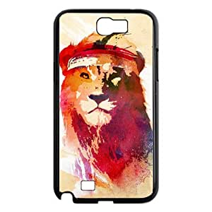 Samsung Galaxy Note 2 N7100 Phone Case Cover The Lion King ( by one free one ) T62226