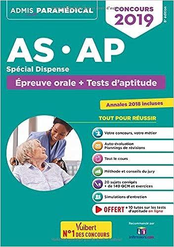 Amazon fr - Concours AS (Aide-soignant) et AP (Auxiliaire de