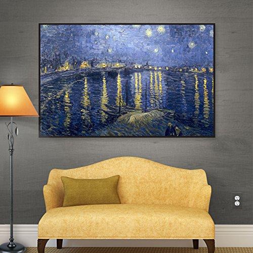 Art Rhone Framed (ArtWall