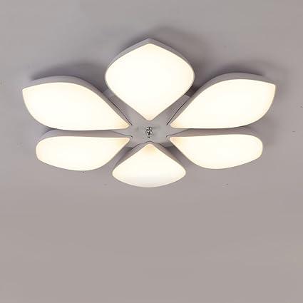 HD@ Luces de la sala de estar Modernas lámparas de techo de ...