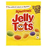Rowntrees Jelly Tots (6x42g)
