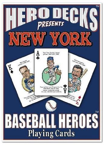 Hero Decks - New York Mets - Playing