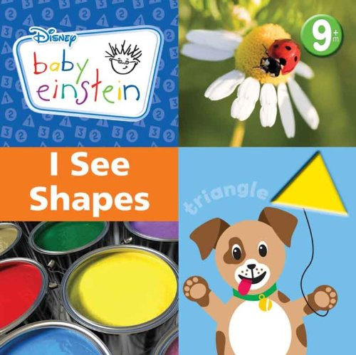 Download I See Shapes (Disney Baby Einstein) ebook