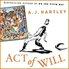 Act of Will Audiobook by A. J. Hartley Narrated by Jonathan Davis, A. J. Hartley - introduction