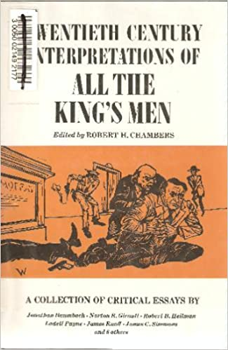 all the kings men pdf