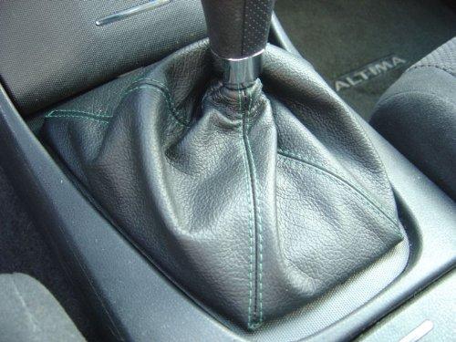 Amazon.com: RedlineGoods Nissan Altima 2007-12 CVT bota/funda para palanca de cambios de: Automotive