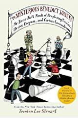 The Mysterious Benedict Society: Mr. Benedict's Book of Perplexing Puzzles, Elusive Enigmas, and Curious Conundrums Hardcover