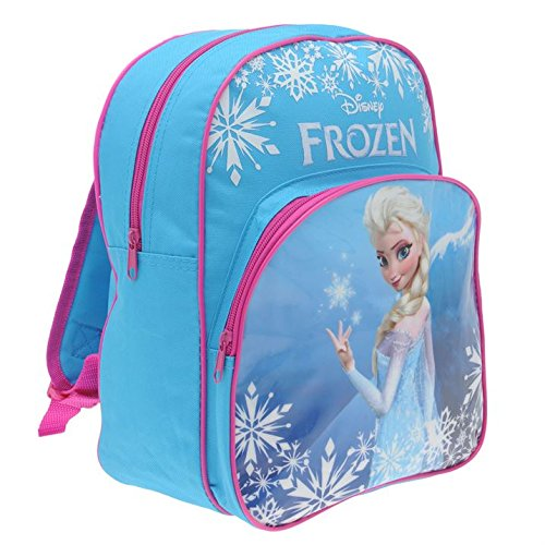 Reines Des Neiges Costume (Disney Frozen Official Backpack for Kids)