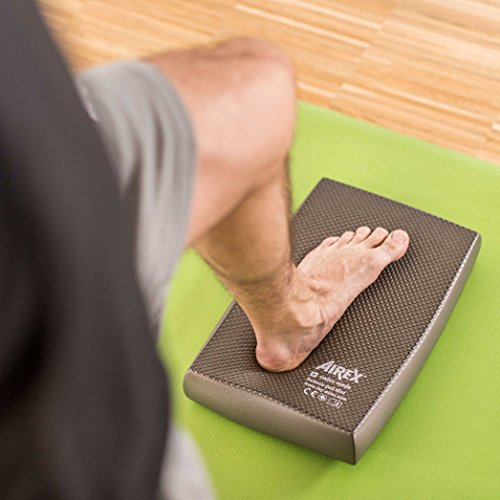 Airex Pad Balance Board Stability Exercise Trainer for Therapy, and Core Strength Training,