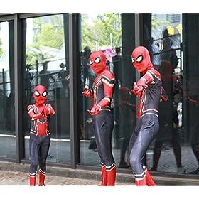 - 51mOI2HkXkL - Unisex Spandex Onesie Adult 3D Zentai Suit Costume Cosplay Bodysuit