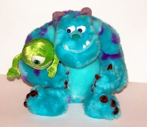 Disney's Monster's Inc. ~ Sully w/ Mike 12