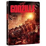 Godzilla Steelbook - 3D Blu-ray - UK- REGION FREE (blu-ray 2D + 3D)
