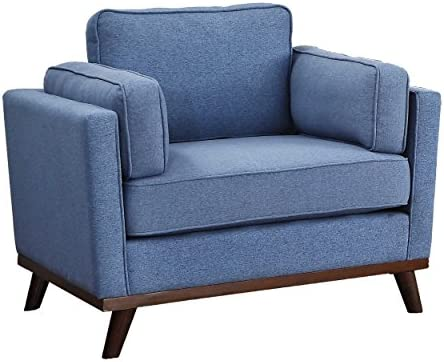 Homelegance Bedos Upholstered Living-Room Arm