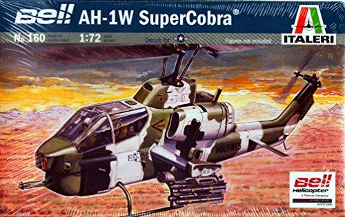 Italeri AH-1W Super Cobra Model Kit