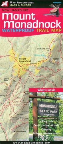 Mount Monadnock Trail Map