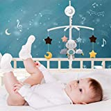 Baby Musical Crib Mobile with Hanging Rotating
