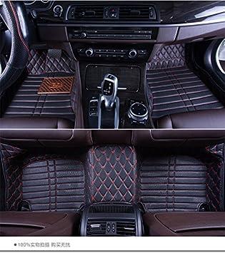 Muchkey Car Floor Mat for Porsche Cayenne 957 2006-2010 Full ...