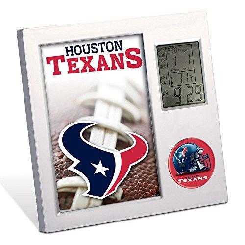 Houston Texans Clock - Team Desk