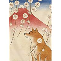 SK Studio Japanese Noren Doorway Curtain Tapestry Panel Room Divider Home Decoratio Japanese Style 13 31.5x47.24inch(80x120cm)