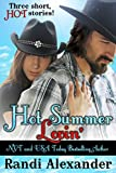Hot Summer Lovin': Three Short, HOT Stories!