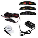 Perman Electromagnetic Auto Car Safety Parking Reversing Reverse Backup Radar Sensor with Led Buzzer