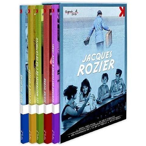 Jacques Rozier Collection - 5-DVD Box Set ( Rentrée des classes / Blue jeans / Adieu Philippine / Du côté d'Orouët / Les naufragés de l'île de la Tortue [ NON-USA FORMAT, PAL, Reg.0 Import - France (Turtles Dvd Collection)