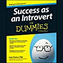 Success as an Introvert for Dummies Audiobook by Joan Pastor PhD Narrated by Cassandra Campbell