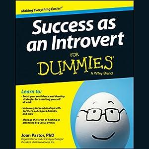 Success as an Introvert for Dummies Audiobook