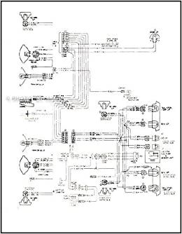 [ZHKZ_3066]  1978 Chevy Malibu and Monte Carlo Foldout Wiring Diagram Original:  Chevrolet: Amazon.com: Books | 2013 Malibu Wiring Diagram |  | Amazon.com