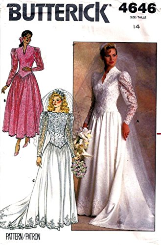 80s prom dress sewing pattern - 7