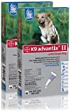 Bayer K9 Advantix II Blue, Over 55lbs. 12 Month Supply Flea and Tick, My Pet Supplies