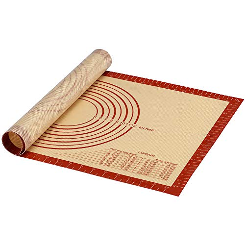Silicone Baking Pastry Mat With Measurement 26