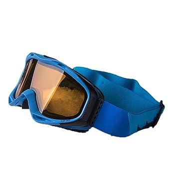 AZBYC Gafas De Esquí, Gafas De Snowboard, Gafas De Esquí Polarizadas para Hombre Y