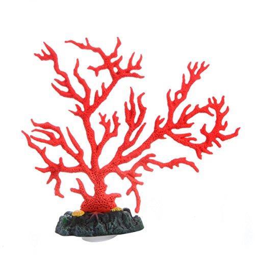 Saim Aquarium Decor Fish Tank Decoration Coral Ornament from Saim
