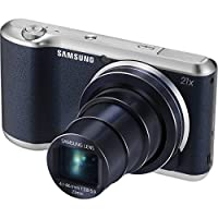 Samsung GC200 Galaxy Camera 2 - 16.3 Megapixel CMOS, 21x Optical Zoom, Android 4.3, WiFi and 4.8-inch Touchscreen LCD Display - Black (Certified Refurbished)