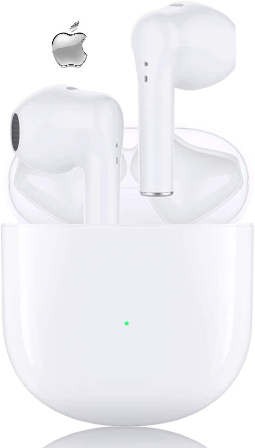 Wireless Earbuds Bluetooth 5.0 Headphones 3D Stereo Headphones with Fast Charging Case.Auto Pairing in-Ear Earbuds .for Apple of Airpods iPhone Android Sport Earbuds