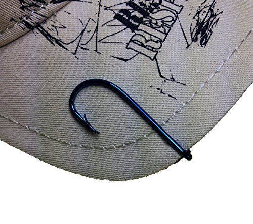 Fishing hook hat clip world happy shop for Fishing hooks for hats