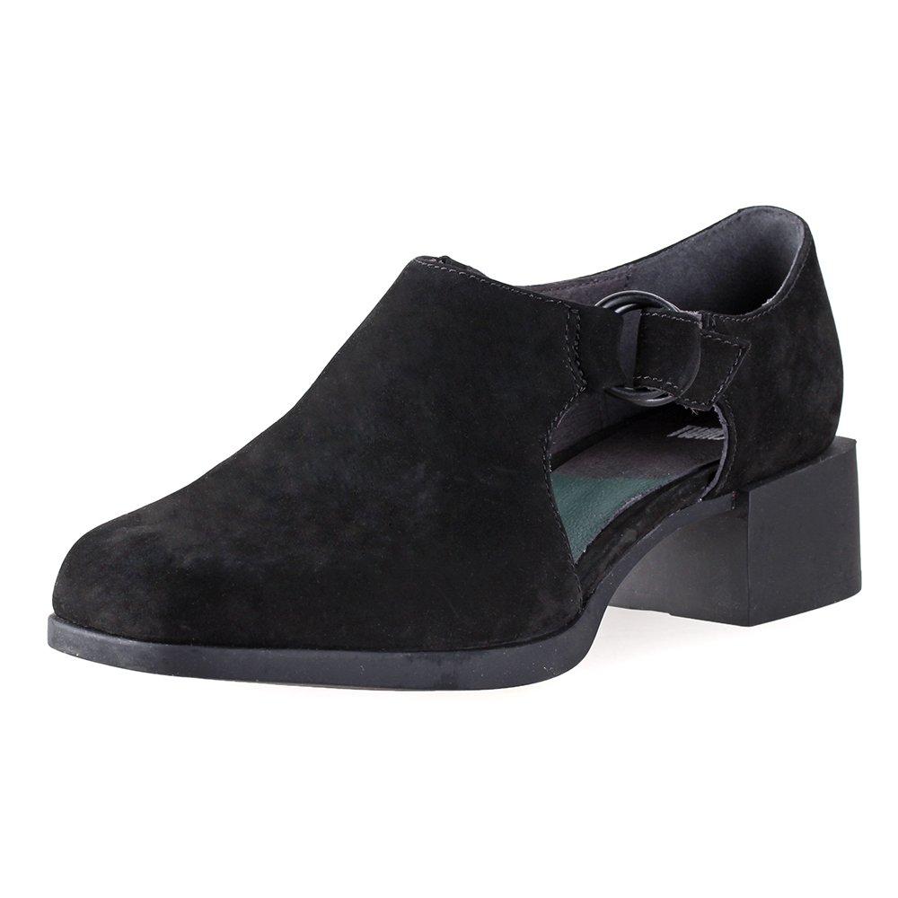 Camper TWS Pump Shoes Black 9 B(M) US